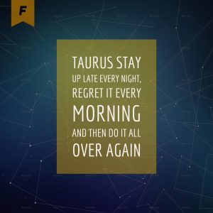 facts about taurus 1