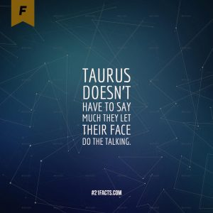 facts about taurus 17