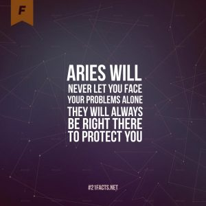 Aries facts 1