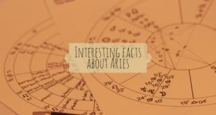 Interesting facts about Aries