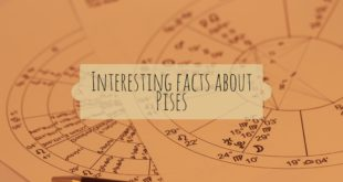 Interesting facts about Pisces