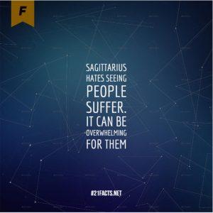 Facts about Sagittarius 10