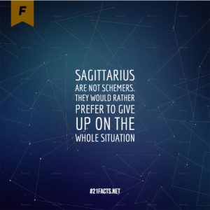 Facts about Sagittarius 20