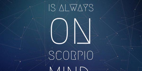 facts about scorpio 1