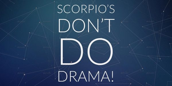 facts about scorpio 8
