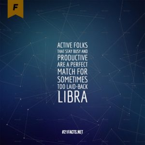 libra facts 20