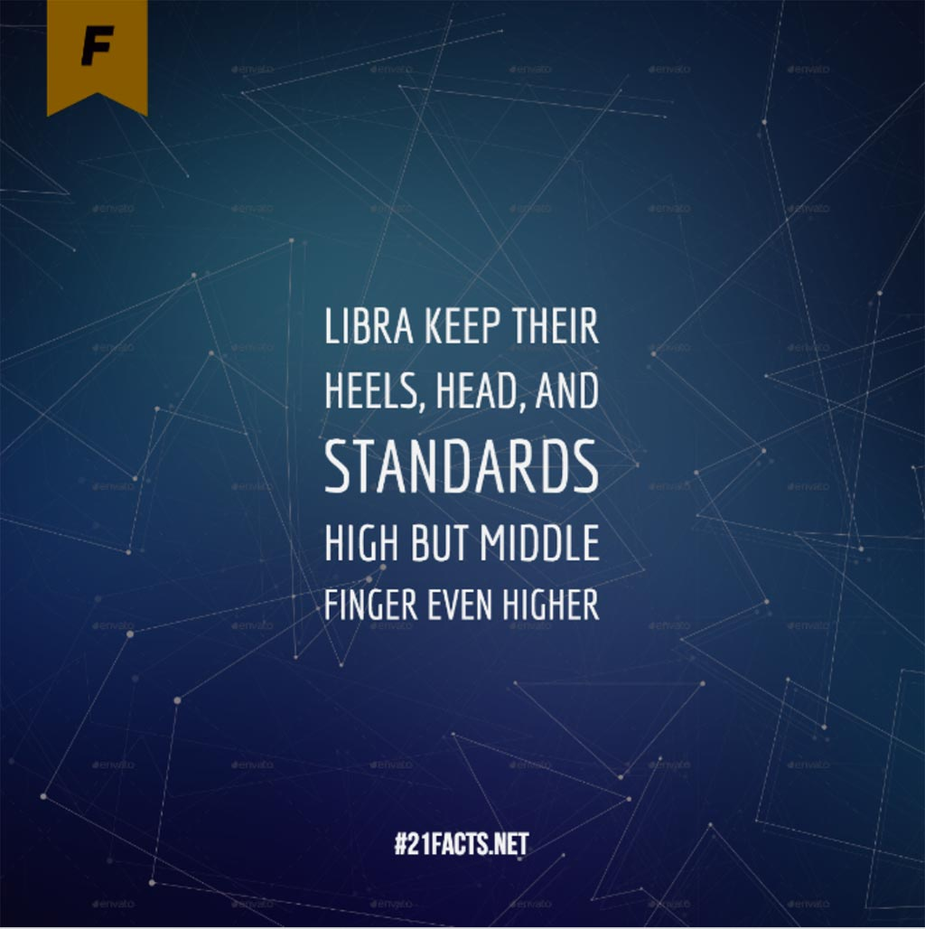Interesting facts about libra zodiac - TwentyOneFacts