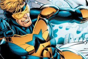 Booster Gold facts